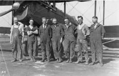 air mail collection image (San Diego Air & Space Museum Archives) Tags: usairmail airmail aviation aircraft airplane biplane dehavilland dehavillanddh4 dh4 libertyengine libertyl12 liberty12