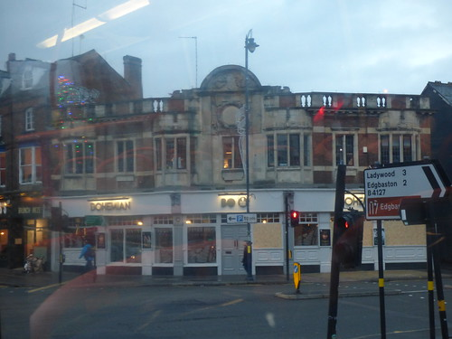 The Bohemian - Alcester Road, Moseley Village