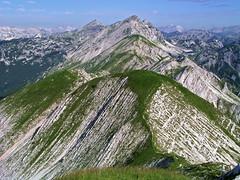 Vogel W panorama (Vid Pogacnik) Tags: slovenia slovenija julianalps southbohinjrange bohinj vogel outdoors hiking landscape mountain panorama