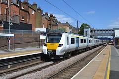 Govia Thameslink Class 700 700040 - West Hampstead Thameslink (dwb transport photos) Tags: goviathameslink siemens desirocity emu 700040 westhampsteadthameslink london