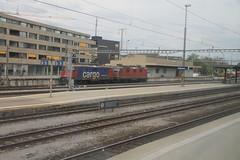 SBB Cargo Re 420 170 (Ray's Photo Collection) Tags: 420 sbb cargo 170 re420 rotkreuz switzerland suisse schweiz electric locomotive loco zg