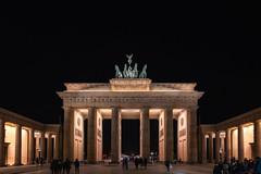 Brandenburger Tor, Berlin (Jutta Achrainer) Tags: achrainerjutta berlin fe1224mmf4g sonyalpha7riii brandenburgertor nacht architektur