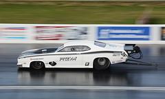 Duster_3878 (Fast an' Bulbous) Tags: drag strip race car fast speed panning motorsport acceleration power nikon outdoor santa pod vehicle automobile