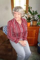 Laurette--The Minimalist Version (Laurette Victoria) Tags: shirt pants gray laurette woman