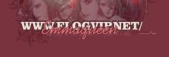 Banner Emmaqueen (Por Elaine Barbosa) Tags: design designgrafico edicao arte photoshop adobephotoshop emmawatson
