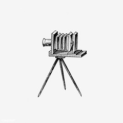Vintage film slide camera illustration (Free Public Domain Illustrations by rawpixel) Tags: antique art arts artwork black camera cc0 creativecommons0 drawing element engraved engraving film filmslide fineart graphic graphite historic historical history illustration ink isolatedonwhite memory name oldfilmslidecamera painting pencil photo photograph photographer photography publicdomain retro sketch sketching stand victorian vintage whitebackground