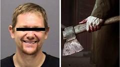 Estremece hombre que asesinó con hacha y cuchillos a familia, incluido un bebé (HUNI GAMING) Tags: estremece hombre que asesinó con hacha y cuchillos familia incluido un bebé