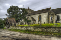 St Mary's, Oxted, Surrey. (image24photography) Tags: oxted st marys church surrey