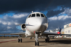 Private_Falcon2000_MST_MAR2019 (Yannick VP - thank you for 1Mio views supporters!!) Tags: civil corporate business jet bizjet biz passenger pax transport aircraft airplane aeroplane jetliner private dassault falcon df20 2000 static platform airside tarmac parked contrast rainbow aviation photograhpy planespotting airplanespotting tefaf maastricht aachen beek zuidlimburg airport mst ehbk netherlands nl europe eu march 2019