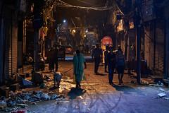 Old Town at night. Delhi, India (varfolomeev) Tags: 2018 индия город улица ночь india city street night fujifilmxt10