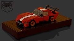 Dodge Viper ARC (Fictitious Pasta) Tags: lego legobuild legocar legotoys legophotography legocars legolego car cars build blenderrender blender mecabricks 1 43 scale dodge viper voiper sllllipery snthanke
