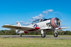 DSC_3147-Edit (CEGPhotography) Tags: 2018 harvard snj t6 texan airshow aviation culpeper culpeperairfest flight trainer virginia