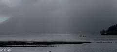La lagune du pêcheur (paul.porral) Tags: lake flickr ngc blackandwhite noiretblanc bnw monochrome landscape paysage light groupenuagesetciel