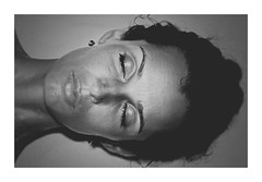 Sandra (bafdias) Tags: people portrait monochrome sonya850 minolta100mmf25
