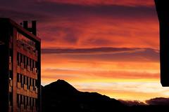 OVIEDO - PUESTA DE SOL (21-12-2018) (mflinera) Tags: oviedo asturias puesta de sol colores