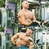 preacher curls (ddman_70) Tags: shirtless pecs muscle gym workout biceps preachercurls