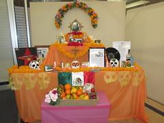 Día de Muertos (jamica1) Tags: díademuertos día de muertos ubc ubco university british columbia okanagan kelowna canada altar