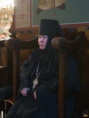 015. Божественная литургия в Киккском монастыре 03.11.2018