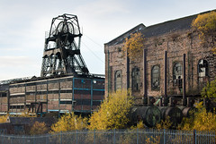 Chatterley Whitfield 02 nov 18 (Shaun the grime lover) Tags: autumn derelict industrial coal mine colliery staffordshire chell tunstall chatterleywhitfield pit headstock headgear heapstead hesketh