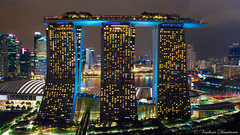 Night view of Marina Bay Sands Singapore (Veselina Dimitrova) Tags: marinabaysands night view singapore lights nightphotography nightphoto nationalgeographic buildings colourful city road nightlife bestoftheday bestphotographers beautiful bestvacation greatphotographers goodtime photooftheday pictureoftheday photography picture photo picoftheday pic photographer photographers place people park palmtrees clickcamera clickthecamera cityview cityphotography architecture adventure travelling travelphotography travel marinabarrage