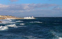Sausset-les-Pins et la Rade de Marseille (Bernard C **) Tags: canon france provence paca provencealpescôted'azur bouchesdurhône saussetlespins mer méditerranée marseille