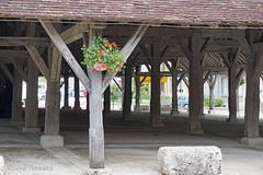 Halle de Piney (GR) (♥ Annieta ) Tags: annieta juni 2018 sony a6000 holiday vakantie france frankrijk piney aube village dorp allrightsreserved usingthispicturewithoutpermissionisillegal