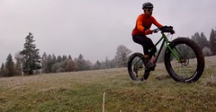 Where Did The Blue Sky Go? (29in.CH) Tags: fall autumn fatbike ride 17112018