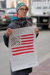 Tuesdays with Toomey: Stand Up for Immigrants & Refugees (xnedski) Tags: pa philadelphia protest tuesdayswithtoomey usa