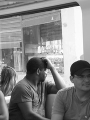Pensando na vida (Chico Barbosa) Tags: riodejaneiro supervia rj pensamento