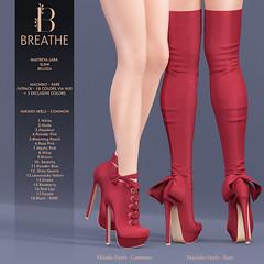 [BREATHE]-Mikako&Machiko@Epiphany ([Breathe]) Tags: breathe theepiphany secondlife mesh heels slink maitreya belleza gacha