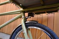 Cycle Truck (Ahearne Cycles) Tags: cycletruck custombike customrack workbike commuterbike front loader