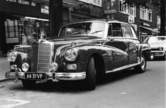 Mercedes-Benz 300d 1960 (TedXopl2009) Tags: 6631vp mercedesbenz 300 300d