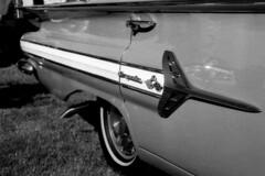 1960 Impala #1 (MikeOB64) Tags: chevrolet impala 1960 pentax film 35mm fomopan rodinal classic car auto automobile american