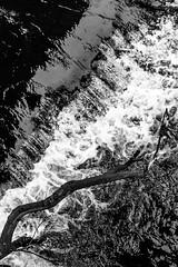 Rushing Water (separatesunsets) Tags: architecture deanvillage edinburgh old scotland stockbrigde waterofleith