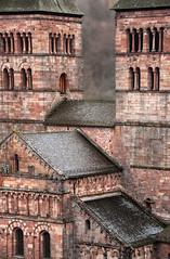 L'abbaye de Murbach (mrieffly) Tags: vieillespierres canoneos50d alsace htrhin valléedeguebwiller murbach abbaye