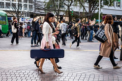 I've Seen This Movie Before, Someone Won't Be In The Sequel (burnt dirt) Tags: asian japan tokyo shibuya station streetphotography documentary candid portrait fujifilm xt1 bw blackandwhite laugh smile cute sexy latina young girl woman japanese korean thai dress skirt shorts jeans jacket leather pants boots heels stilettos bra stockings tights yogapants leggings couple lovers friends longhair shorthair ponytail cellphone glasses sunglasses blonde brunette redhead tattoo model train bus busstation metro city town downtown sidewalk pretty beautiful selfie fashion pregnant sweater people person costume cosplay boobs