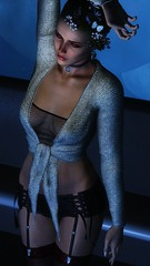 TESV (АлексМ) Tags: dem demonica race game art skyrim clothing eva nophotoshop enb tes vampire lady screen