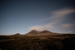Night in the mournes (Johans tilted tripod) Tags: night mournes landscape northern ireland united kingdom astro star nightsky northernireland unitedkingdom calm starrynight mountain mountains