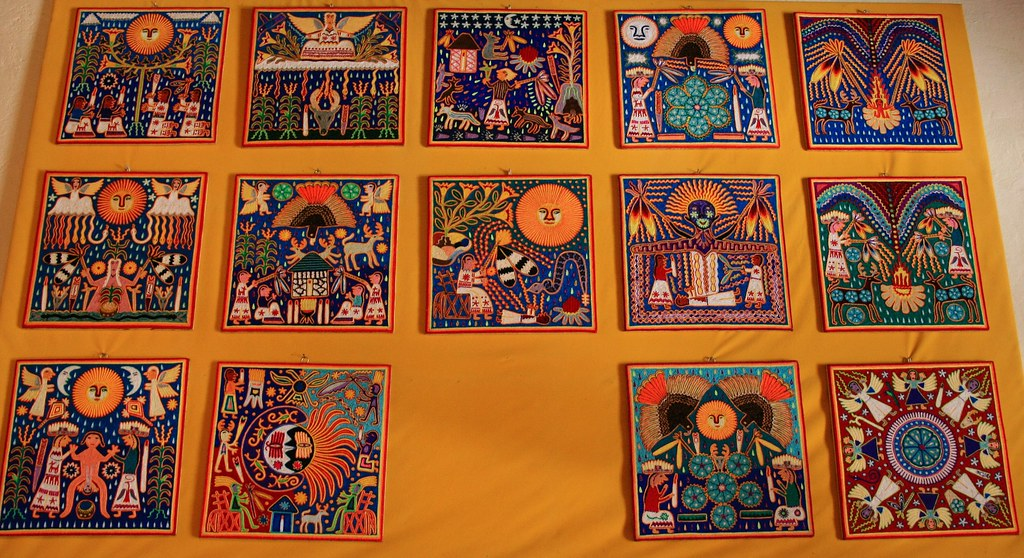 The Worlds Best Photos Of Artesanía And Huichol Flickr Hive Mind