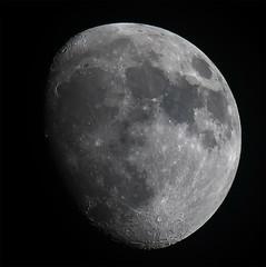 Moon 2019-01-17 (nicklucas2) Tags: astrophotography moon moon2019 moonjan2019
