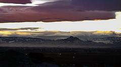 Night Falls (wyojones) Tags: wyoming powell lights farms rural heartmountain cloudscape dusk twilight bighornbasin garland