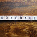 Brokerages stock photo