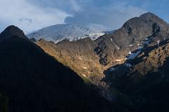 Mont Blanc lights show (luigig75) Tags: monte bianco montblanc summer 2018 landscape glacier ghiacciai alpi alps mountains mountain montagna montagne peaks snow neve francia france sonyilce5000 sonyepz1650mmf3556oss