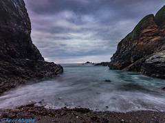 lizard point final (flyingjock) Tags: cornwall irishlady lizardpoint seascape botallack dramatic longexposure skyscape coast southwestcoastpath visitcornwall beach cliffs water sunset
