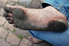 dirty city feet 060 (dirtyfeet6811) Tags: feet foot sole barefoot dirtyfeet dirtyfoot dirtysole cityfeet