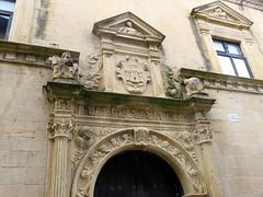 UNCASTILLO. ARAGÓN. 01-11-2.018. 2 (joseluisgildela) Tags: uncastillo aragón palacios renacimiento puertas