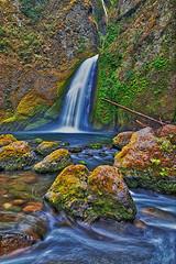*** WAHCLELLA FALLS *** (Andre Schwabe) Tags: waterfalls wasserfall water wasser hiking wandern outdoor flow langzeitbelichtung longexposure rocks wahclellafalls oregon usa nikond800e