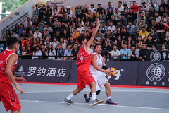 3x3 FISU World University League - 2018 Finals 368 (FISU Media) Tags: 3x3 basketball unihoops fisu world university league fiba