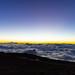 Haleakala blue hour Maui
