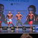 Masters Men's Physique - 4th Rod De La Cruz, 2nd Kyle Gratix, 1st Lee MacPherson, 3rd Trevor Foreman, 5th Dennis De La Cruz